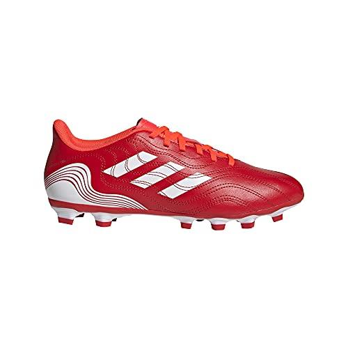 adidas Copa Sense.4 FxG, Zapatillas Deportivas Hombre, Rojo/FTWBLA/Rojsol, 39 1/3 EU