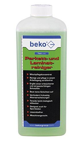 BEKO 299171000 TecLine Parkett- und Laminatreiniger 1 l Flasche