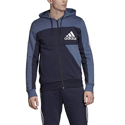 adidas Herren SID FZ Trainingsjacke blau L