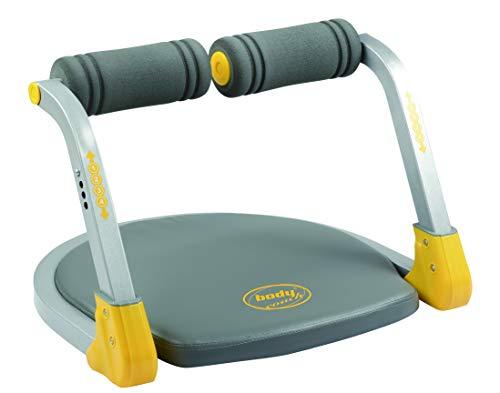 BODYCOACH Core Trimmer 6in1 Universal Fitnessgerät - Bauchtrainer Beintrainer Rückentrainer und Schultertrainer