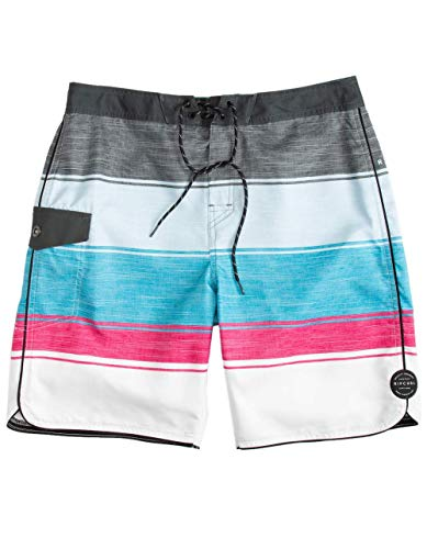 Rip Curl State Park 4.0 Boardshorts, Pink/Blue, 38