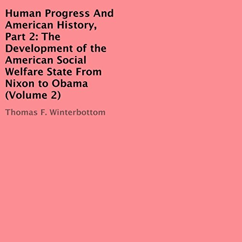The Development of the American Social Welfare State from Nixon to Obama Titelbild