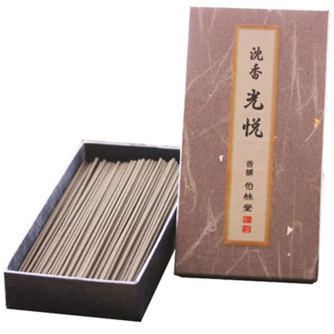 薬を飲む感度電気陽性沈香光悦(小箱) お線香