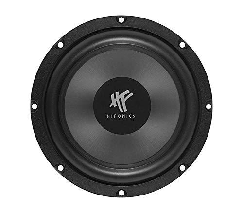 Hifonics VX-6.2W Auto-Subwoofer-Chassis 200W Inhalt: 1 Set