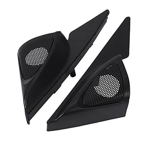 ZHANGAIGUO CCCZY Cajas de Altavoces de reembolso de Tweeter de Coche Ajuste de la Puerta de la Puerta de Audio Ajuste para Mazda 6 M6 Horn Horn Triple-Lined (Color : Black)