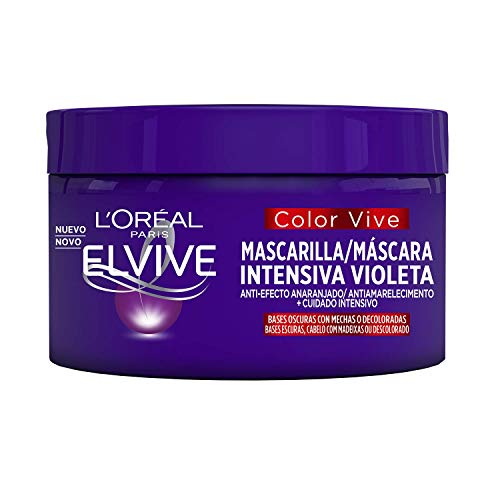 L'Oreal Paris Elvive Color Vive - Mascarilla Intensiva