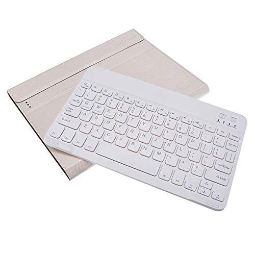 Y-hm Sensación cómoda Pliegue la Cubierta de la Caja del Teclado de Bluetooth para X98 II Tablet PC Diseño portátil