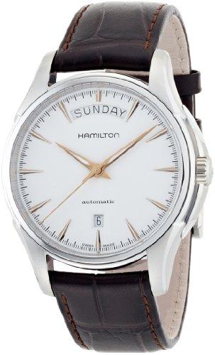Hamilton H32505511 - Orologio da polso, analogico automatico, acciaio inox