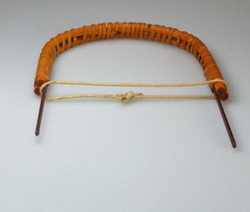 Ersatzhenkel für Ton- und Teekannen aus Bambus
