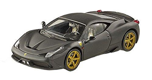 Hotwheels - Elite (Mattel) - Bly47 - Véhicule Miniature - Modèle À L'échelle - Ferrari 458 Spéciale - Echelle 1/43