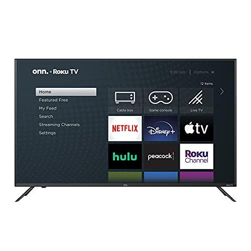 """Onn. 50"""" Class 4K (2160P) UHD Smart LED TV (100012585)"""
