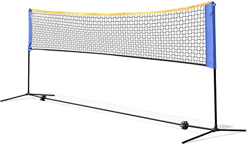 FASTDISK Set de Red portátil de bádminton para Tenis 4.1 *