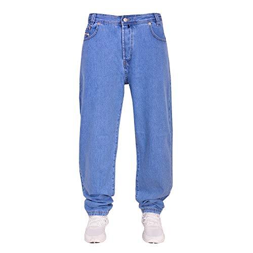 Picaldi Jeans Zicco 472 Stone Wash   Karottenschnitt Jeans, Größe: 32W / 32L