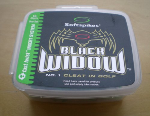 """Spikes Black Widow """"Fast Twist"""""""