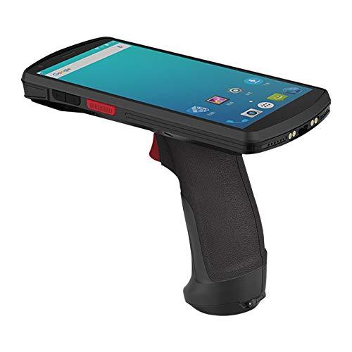 Festnight Android 9.0 PDA-Handheld-POS-Terminal Honey-Well 1D / 2D / QR-Barcode-Scanner Datensammler-Inventarmaschine 4G WiFi BT-Mobilcomputer mit 5,7-Zoll-Touchscreen-13-Megapixel-Kamera