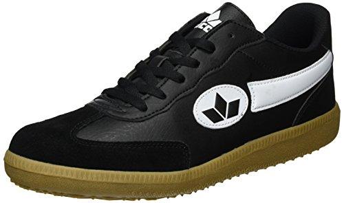 Lico SHUTTLE Unisex Erwachsene Multisport Indoor Schuhe, Schwarz/ Weiß, 42 EU