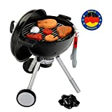 klein- Barbecue Weber One Touch Premium, 9466, Noir, Gris