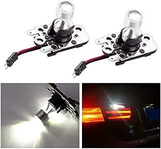 GFJMC Pair PH16W Cree 30W LED Backup Reverse for Audi A8 A8L BMW E90 E92 E93 High Power Super Bright Error Free Canbus