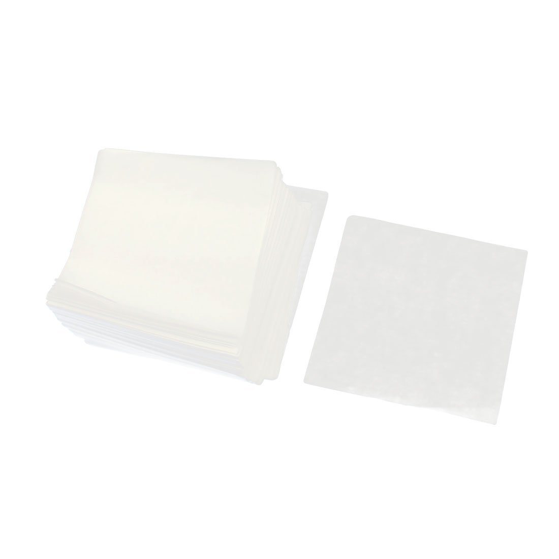 uxcell Popular product 500pcs Laboratory Analytical Cheap bargain Shaped Paper Square Weighing