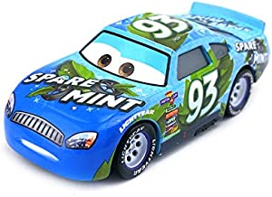 Disney Disney Pixar Cars 3 No.93 Ernie Gearson Metal Diecast Toy Car 1:55 Loose in Stock &