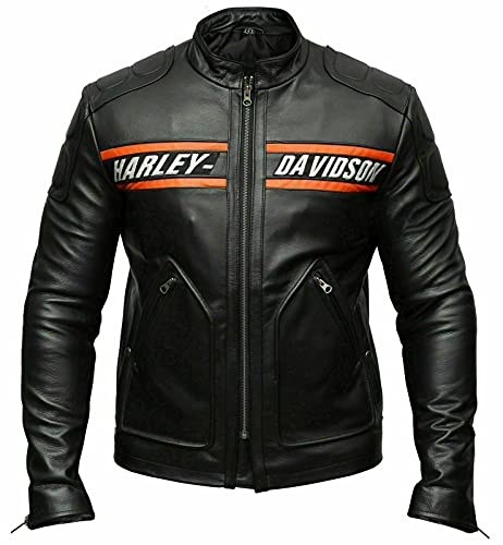 Real Cow Leather Jacket