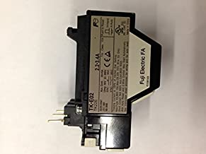 FUJI Electric TK-E02-2.2-3.4 Thermal Overload Relay, Discontinued by Manufacturer, Relay, Magnetic CONTACTORS, BM3 Series, 2.2-3.4 AMP