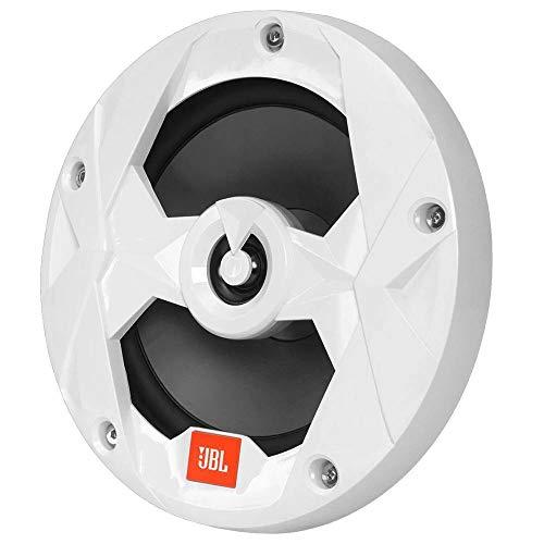 "JBL - Marine Series 6-1/2"" (160mm) two way audio multi-element speaker 75W – White"