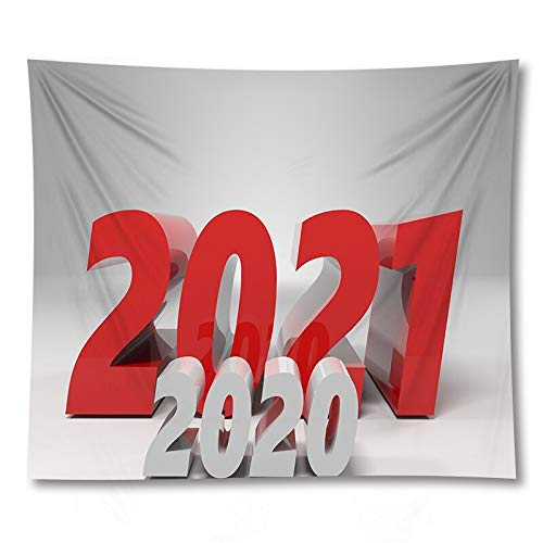 PPOU 2021 Manta de Tapiz montada en la Pared Casa de Campo Boho Decoración de la Pared del hogar Fondo de Tela Tapiz Manta de sofá A4 130x150cm