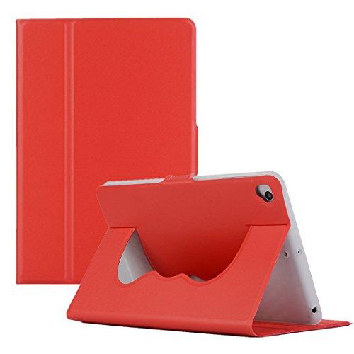 iPad Mini 4 Coque, Avril Tian fin Rotatif à 360 ° Avec Support Smart Magnétique écran Coque de Protection Case Cover pour Apple iPad Mini 4 7.9 pouces Tablette