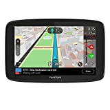 TomTom GO Supreme 5 Inch GPS Navigation Device with Traffic Congestion and Speed Cam Alerts Thanks to TomTom Traffic, World Maps, Updates via WiFi, Handsfree Calling, Click-And-Drive Mount
