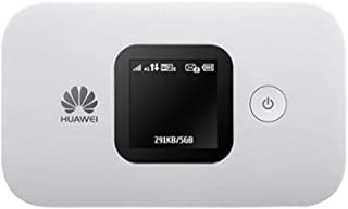 Huawei Wi-Fi ELite E5577ES-932 4G Router for All Networks - 12 Hours Battery White