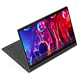 Lenovo IdeaPad Flex 5i 14ITL05 Ordinateur Portable Convertible et Tactile 14'' FHD Gris graphite (Intel Core i5 11e gén, RAM 16Go, SSD 512Go, Intel Iris Xe Graphics, W10) - Clavier AZERTY rétroéclairé