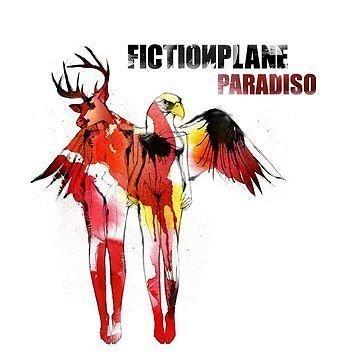 Fiction Plane - PARADISIO neuf + dvd - 2xCD - - 3700226407276