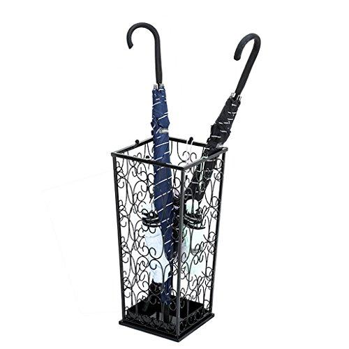 Porte-parapluies Parapluie Stand personnalité créative Fer Maison Parapluie Stand entrée de Mode Pliage Parapluie Stockage Rack