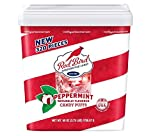 Red Bird Southern Refresh - Mints Soft Peppermint Puffs, 60 Ounce tub 320 Count (Pack of 1)