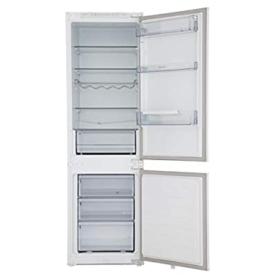 Hisense RIB312F4AW1 240 Litre Integrated Fridge Freezer 70/30 Split 177cm Tall Frost Free 54cm Wide - White