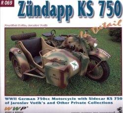 Zündapp KS 750 in Detail
