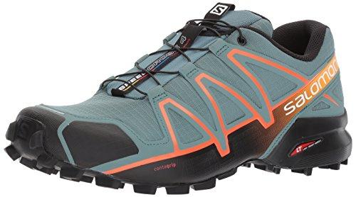 SALOMON Speedcross 4 Trail Zapatillas de Correr para Hombre