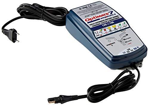 Optimate 7 TM254 : Chargeur puissant avec compensation de la température 12V/10A