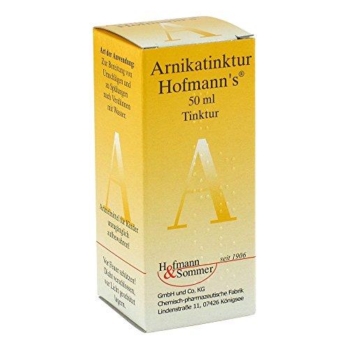 ARNIKA TINKTUR Hofmann`s 50 ml