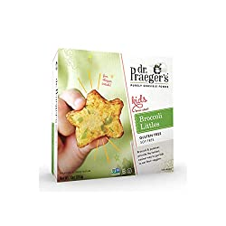 Dr. Praeger's Kids Broccoli Littles, 10 oz (Frozen)