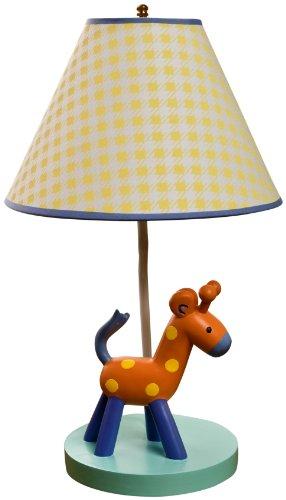 Thing.a.Majig Safari laagspanningslampvoet en lampenkap