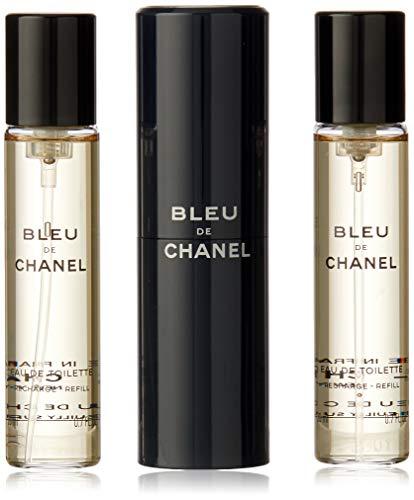 Chanel Bleu de Chanel homme/man, Geschenkset (Eau de Toilette, 3x20 ml), 1 Set