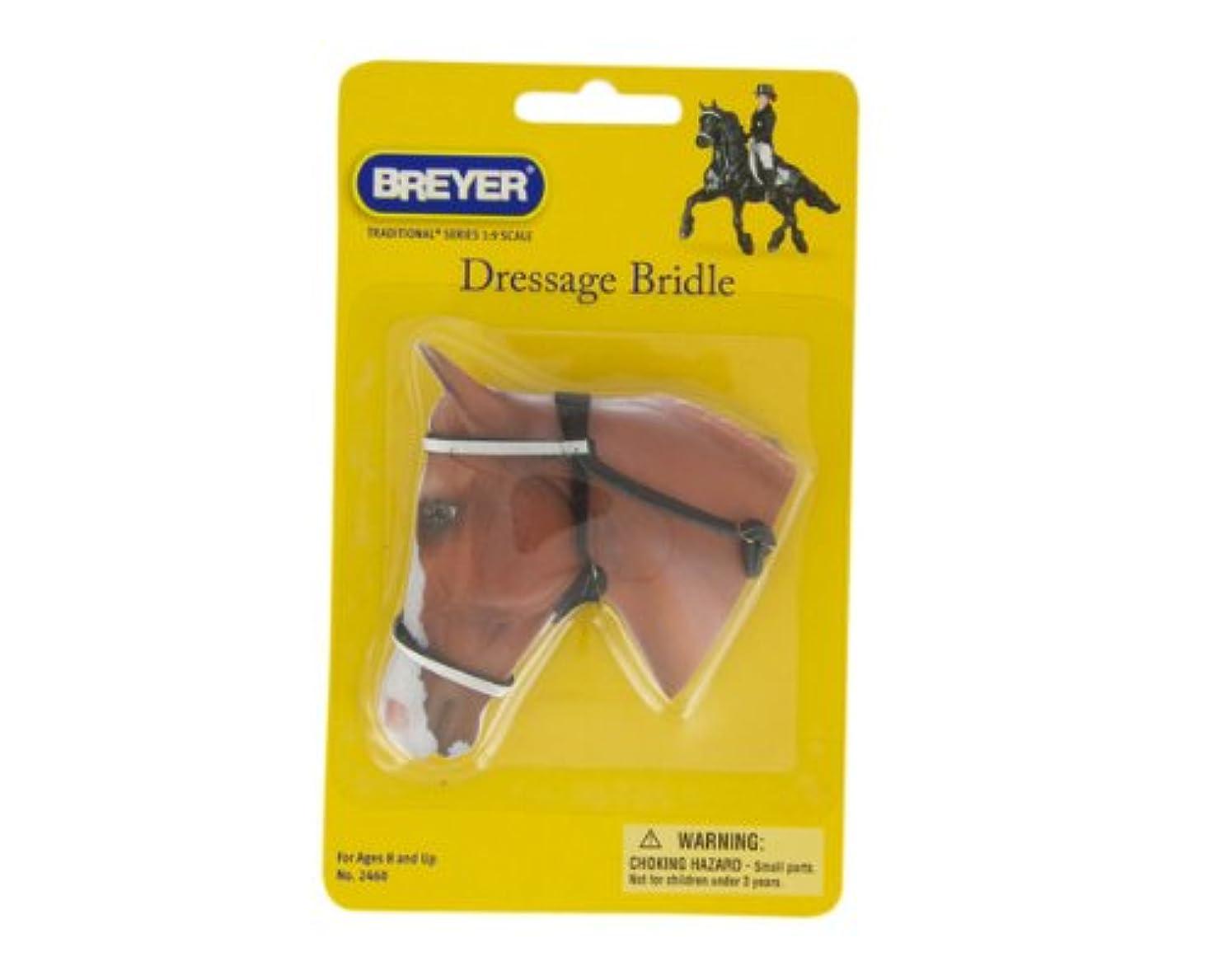 悪意のある縫うバインドBreyer Dressage Bridle