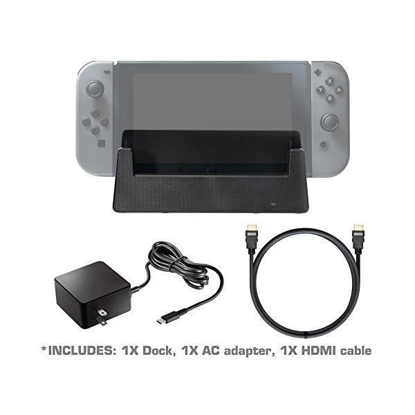 iMW Low Profile TV Dock for Nintendo Switch