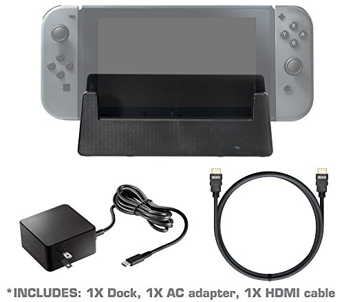 iMW Low Profile TV Dock for Nintendo Switch - Nintendo Switch;