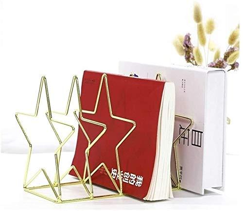 Clip File Desk File organizzatore Nordic Desktop Bookend Ferro Battuto bagagli la mensola metallo Wired Magazine libro Fine Porta documenti File Home Office Organizzatore Documento rack (Colore: A), C