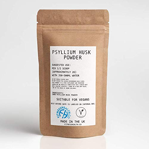 Psyllium Husk Powder 100g | 100% Pure & Natural Fibre Premium Quality