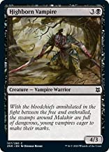 Magic: The Gathering - Highborn Vampire - Zendikar Rising