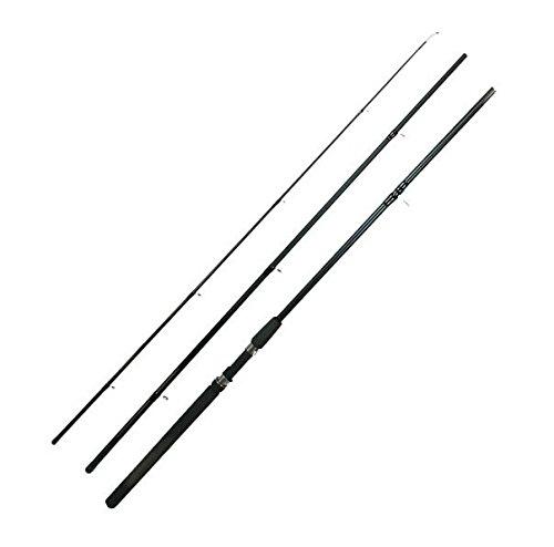 Matchrute Angelrute Angelset Machtrute 3,60m komplett mit Rolle und Schnur